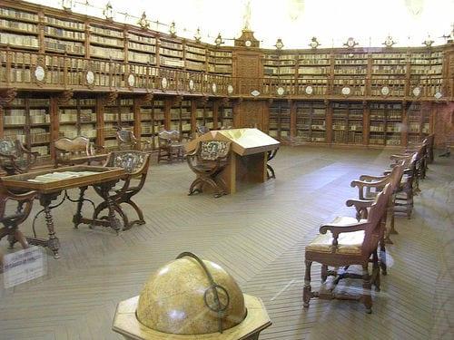 Plazas de Bibliotecas y Archivos