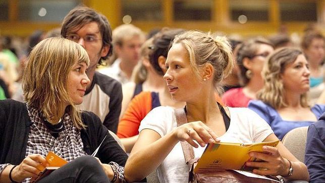 Revolución a la Becas Erasmus