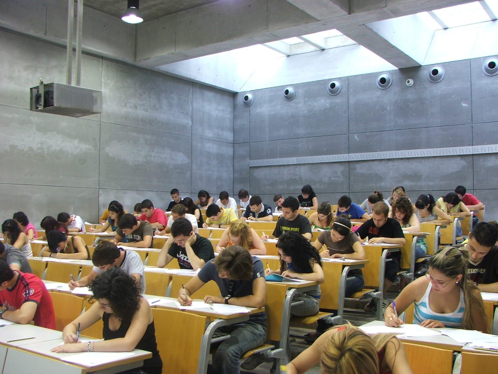 acceso universidad