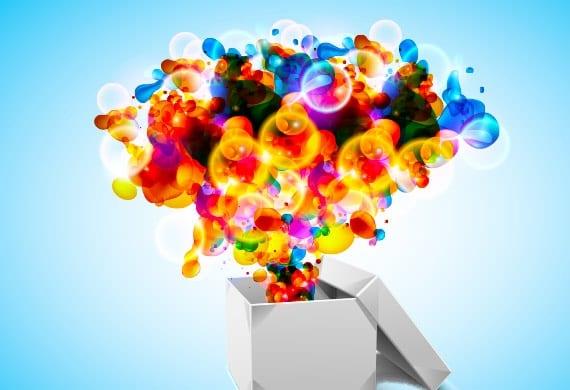 creatividad, mente, felicidad