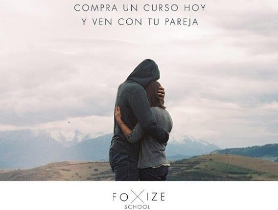 Regala un curso de Foxize School en San Valentín