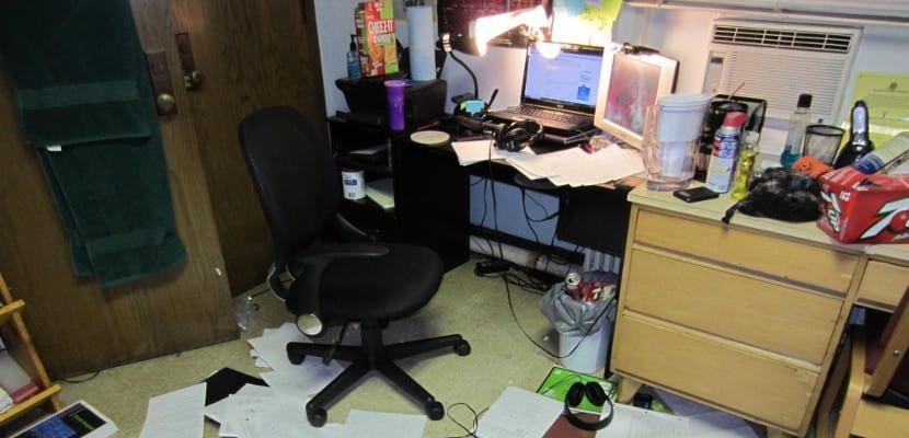 Habitación de estudio