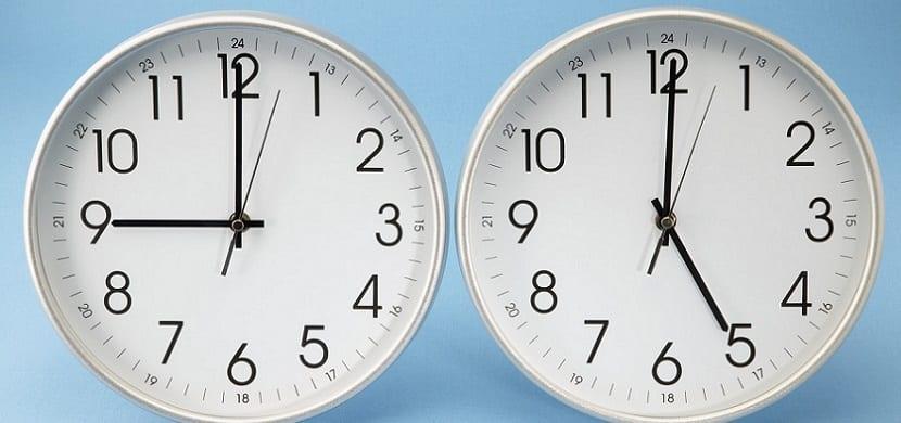 Consecuencias del cambio de hora en los hábitos académicos