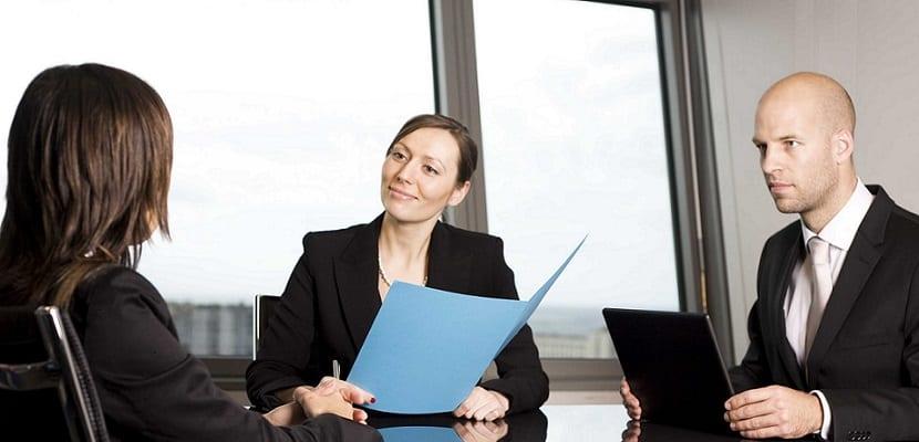 Cómo hacer una simulación de una entrevista de trabajo