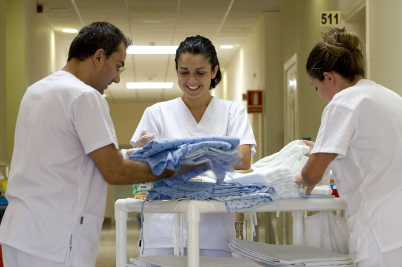 oposiciones de Enfermería del SES