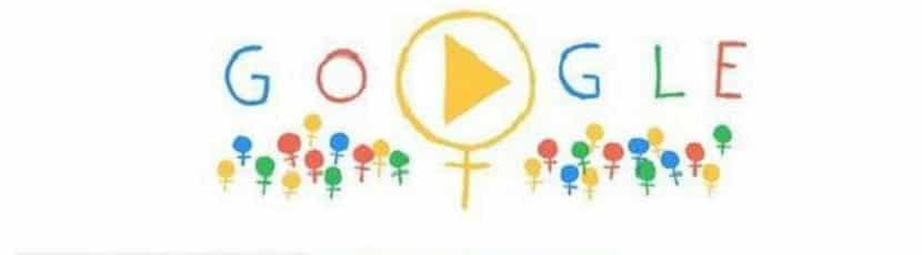 El homenaje de Google a la Mujer Trabajadora