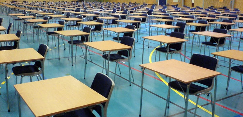 Sala de exámenes