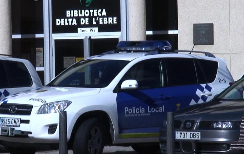 Policía Local en Deltrebe