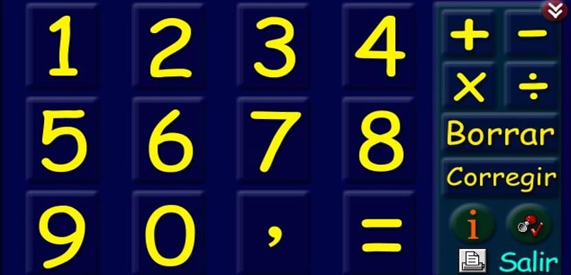 Calculadora XXL
