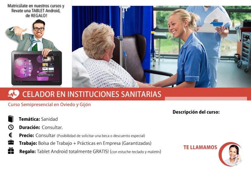 Celadores de Instituciones Sanitarias
