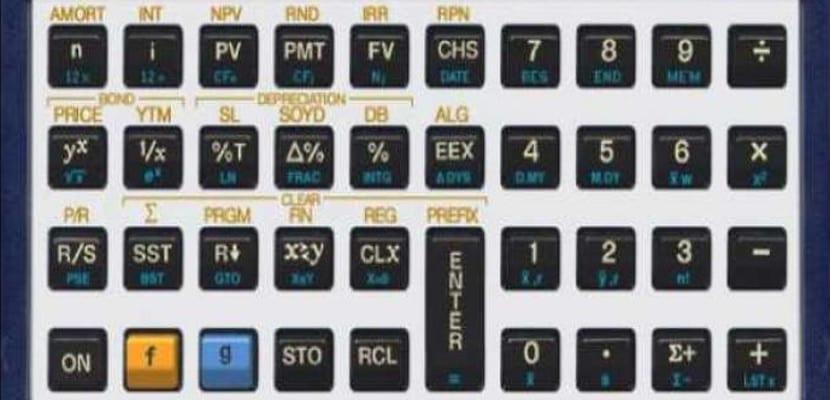 HP-12C Platinum