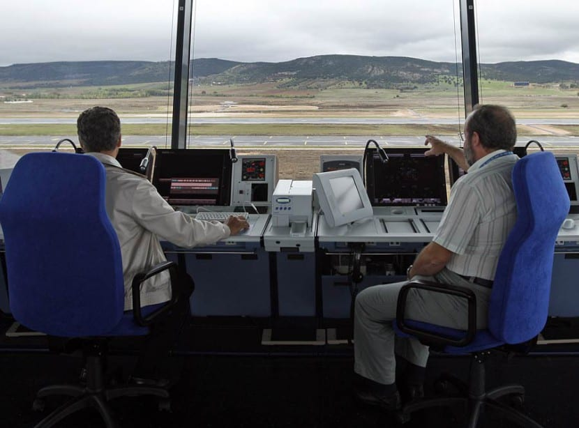 Oposiciones de controlador aéreo