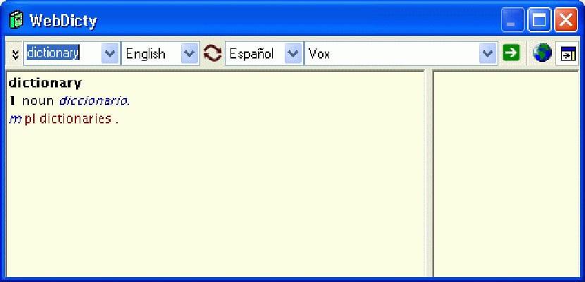 WebDicty