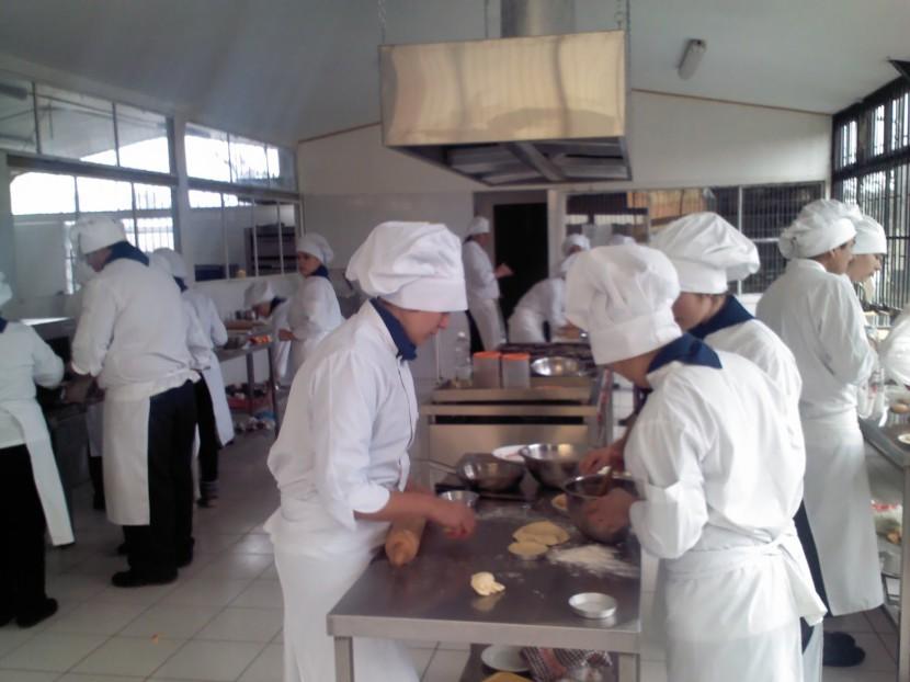 cocina ,pastelería