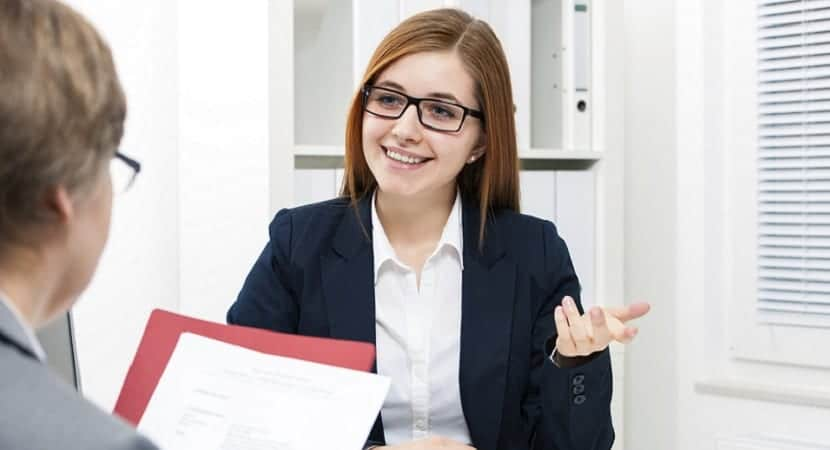 Cómo mejorar tu actitud en una entrevista de trabajo