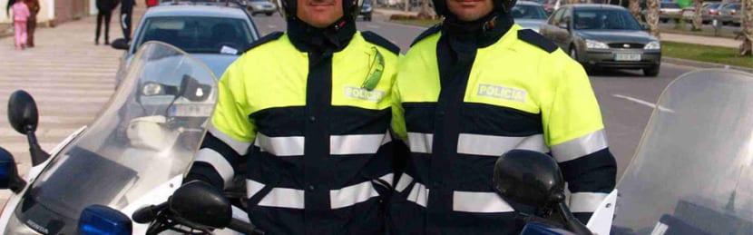la policia local