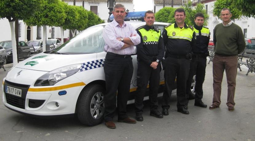 policia local almonte