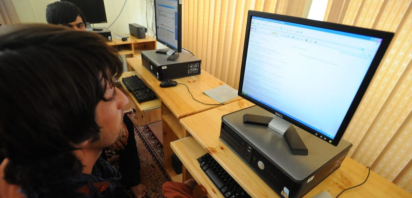Estudiando por Internet