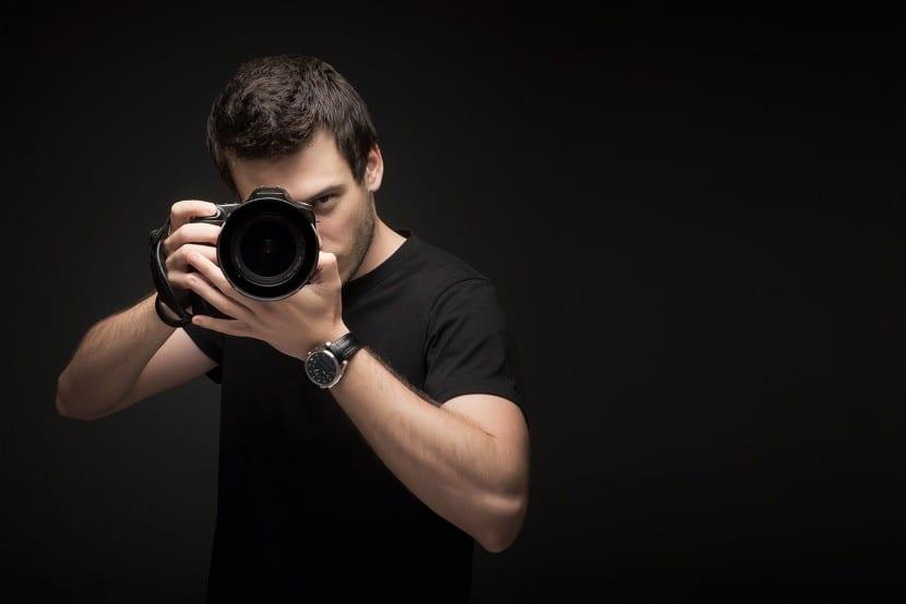 Oferta de empleo para fotógrafos en el extranjero
