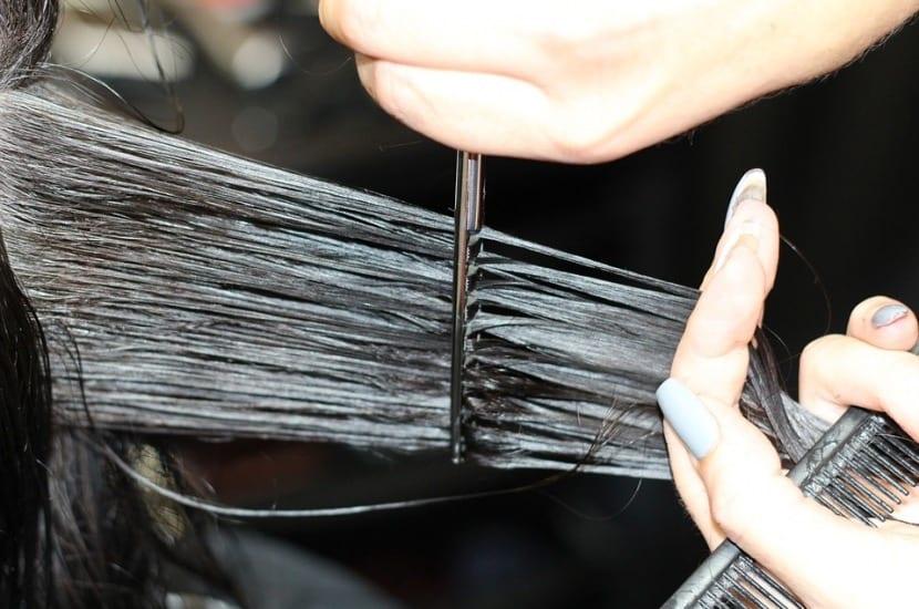 Cortar el pelo en casa