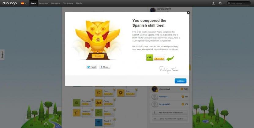 duolingo spanish