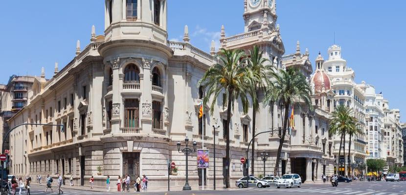 Ayuntamientos de Valencia