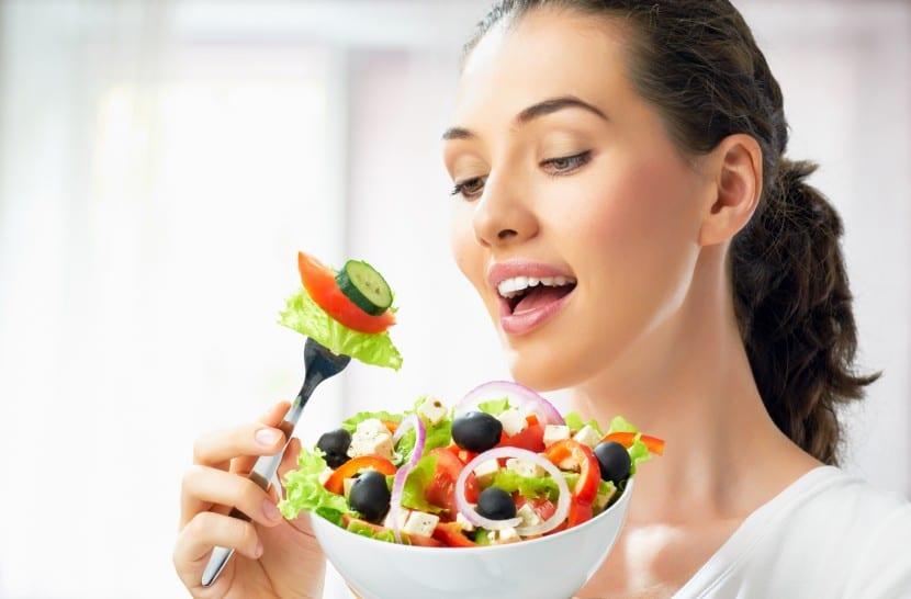 comer saludable para estudiar opos