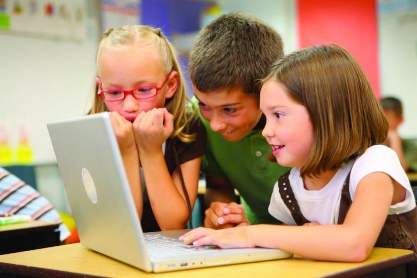 uso de las TIC en las escuelas