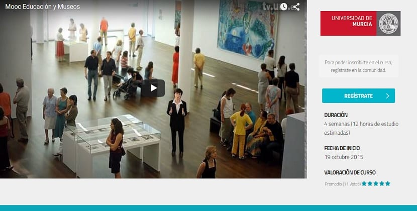 Curso sobre museos