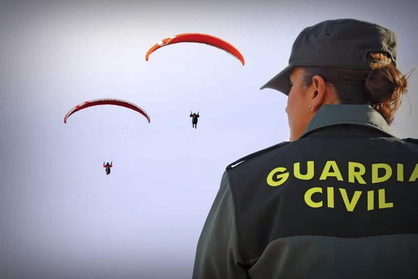 oposiciones para ser guardia civil