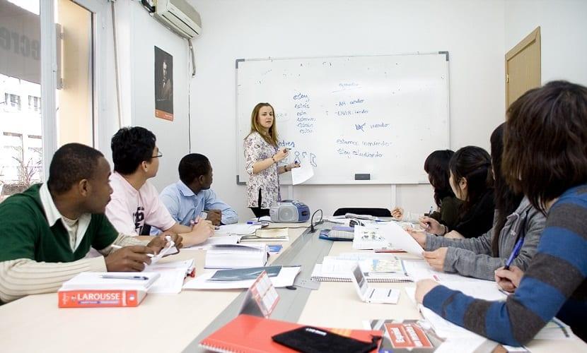 Academia de idiomas 2