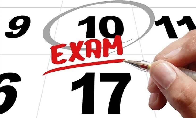 Ocho hábitos positivos en temporada de exámenes