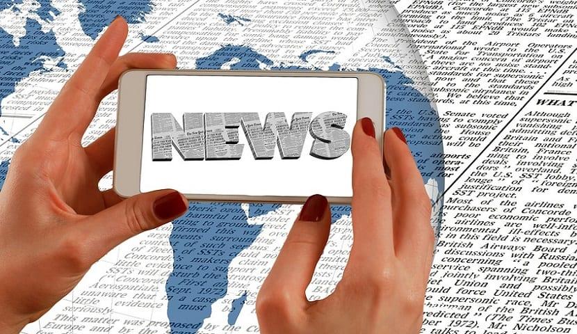 Visitar las instalaciones de un periódico