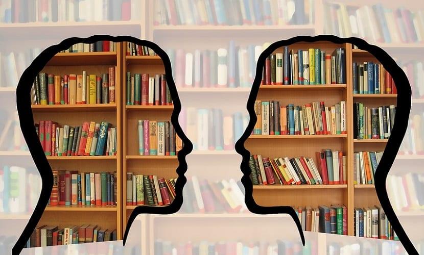 Reglas de sentido común en una biblioteca