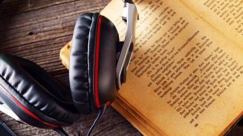 estudio con música