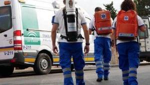 Técnico en emergencias sanitarias