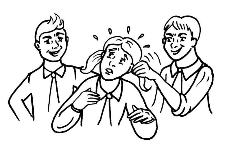 Cinco efectos psicológicos del acoso escolar