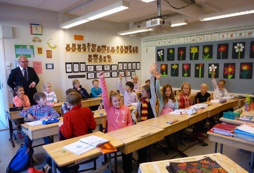 Finlandia tiene la mejor educación del mundo