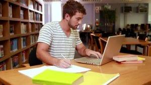 Razones para estudiar en una biblioteca