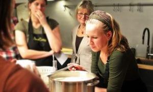 7 razones para hacer cursos de cocina en tu tiempo libre