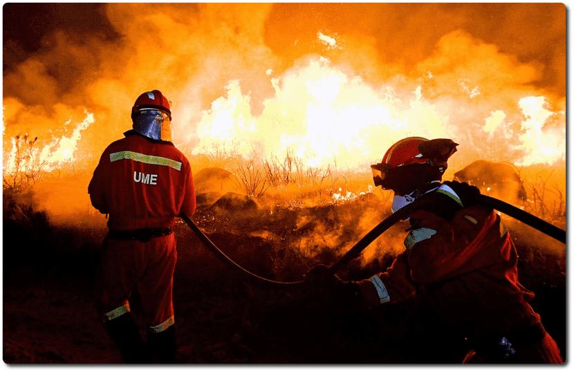 estudiar para ser bombero