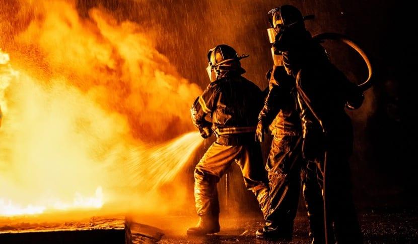el sueño de ser bombero