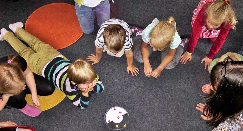 FP de Educación Infantil