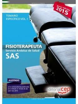 Temario SAS Fisioterapeuta