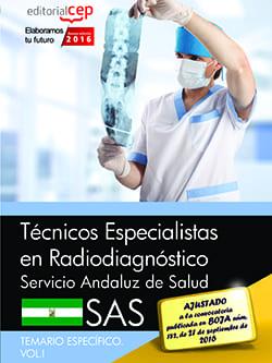 Temario SAS radiodiagnóstico