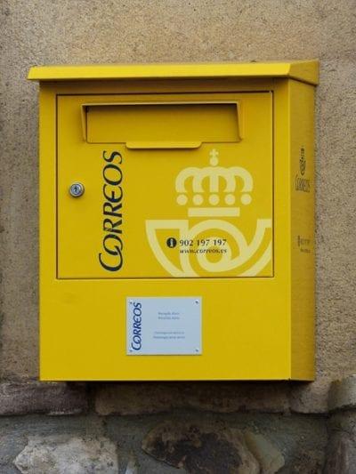Buzón de correos