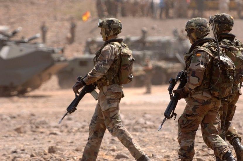 Requisitos Para Entrar En El Ejército Formación Y Estudios