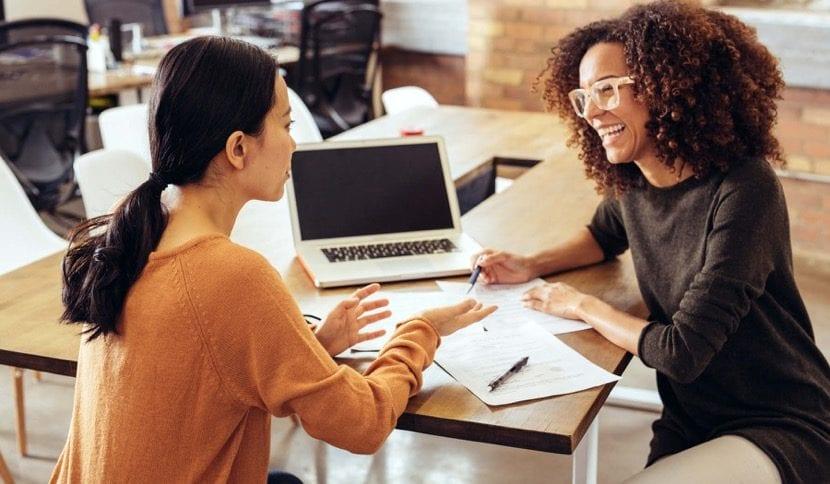 entrevista de trabajo eficaz