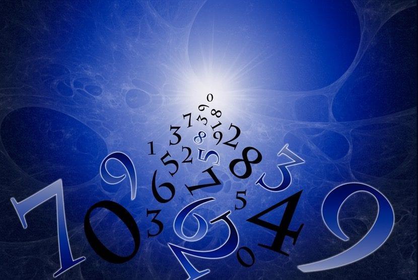el poder los numeros en numerologia