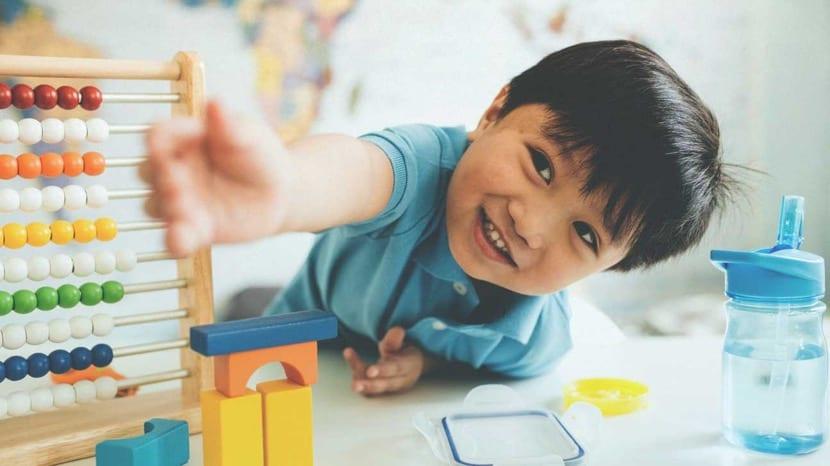 aprendizaje significativo en niño